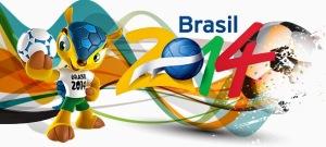 Brasil 2014 Copa do Mundo de Futebol FIFA World Cup